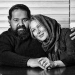 ماجرای جالب خاستگاری و ازدواج رضا صادقی با همسرش+عکس