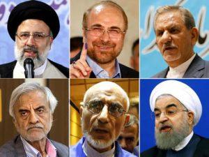 شکایت سه نامزد انتخاباتی از اولین مناظره تلویزیونی