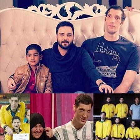 مرتضی مهرزاد در برنامه ماه عسل