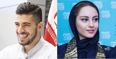 ازدواج ترلان پروانه و سعید عزت اللهی