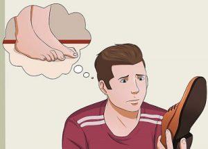 ۱۴ روش برای اینکه کفش ها پا را اذیت نکنند
