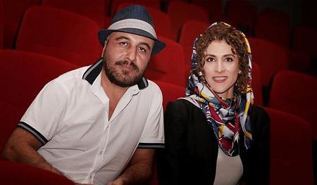 ویشکا آسایش و رضا عطاران