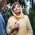 مدل مانتو یکتا ناصر در اکران مردمی آشوب