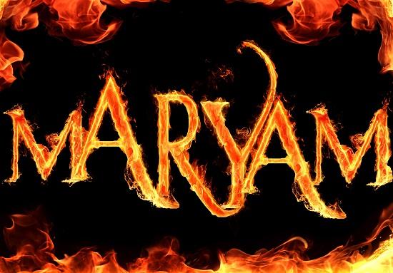 اسم آتشین مریم