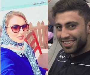 واکنش همسر کاوه رضایی به جدایی او از استقلال
