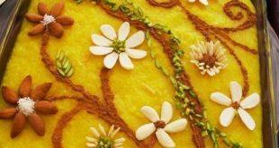 طرز تهیه شله زرد سنتی خوش رنگ و خوشمزه