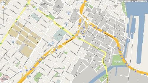 نقشه گوگل برای رفع آلودگی هوا