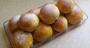 طرز تهیه نان کرمدار خانگی
