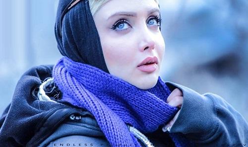 """بیوگرافی و عکس های """"نهال سلطانی"""" مدل زیبای ایرانی"""