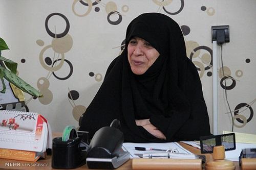 بیوگرافی اکرم جعفری مدیر فروشگاه یاعلی مهمان ماه عسل 96