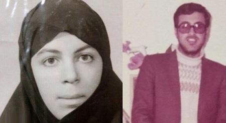 پدر و مادر نرگس کلباسی مهمان برنامه ماه عسل