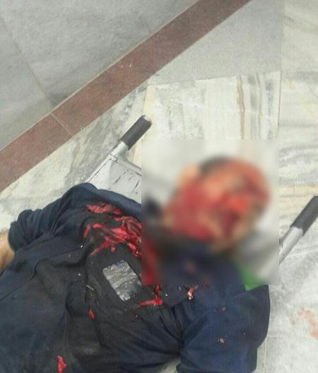 مجروحین تیراندازی مجلس