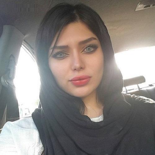 عکس دختر زیبا نیلوفر بهبودی