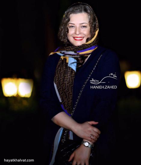 چهره هدیه تهرانی در 45 سالگی