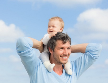 نقش پدر در تربیت پسر