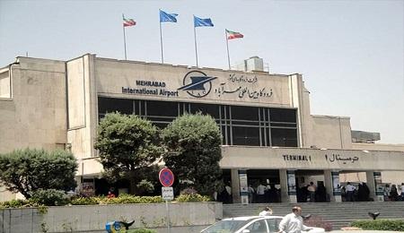 فيلم تيراندازى در فرودگاه مهرآباد