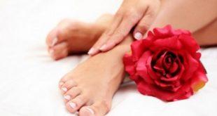 ۶ نکته مهم برای زیبایی پاها