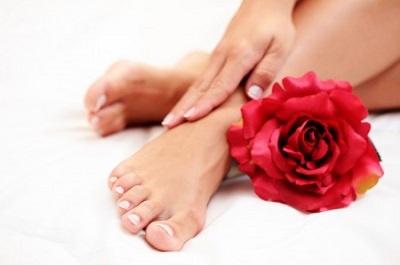 پا , زیبایی پا , مراقبت از پا