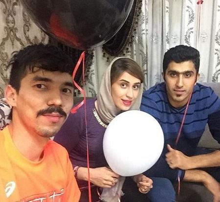 فرهاد قائمی و مجتبی میرزاجانپور