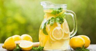 آب لیمو و این همه خواص!