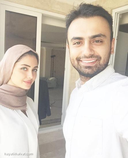مدل ایرانی مائده محمدی و سامان نایبی