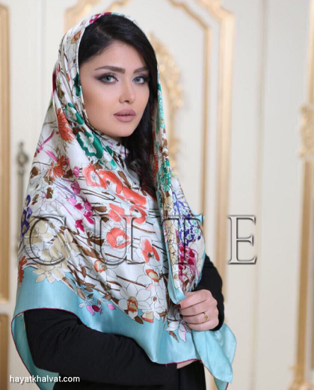 مائده محمدی مدل زیبای ایرانی در تبلیغات