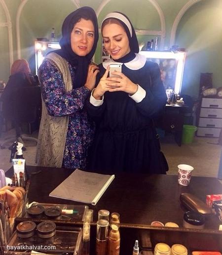 عکس های نهال دشتی بازیگر نقش میترا در سریال شهرزاد