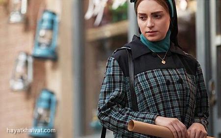 عکس نهال دشتی بازیگر سریال شهرزاد