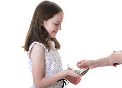 چند نکته مهم برای پول تو جیبی دادن به کودکان