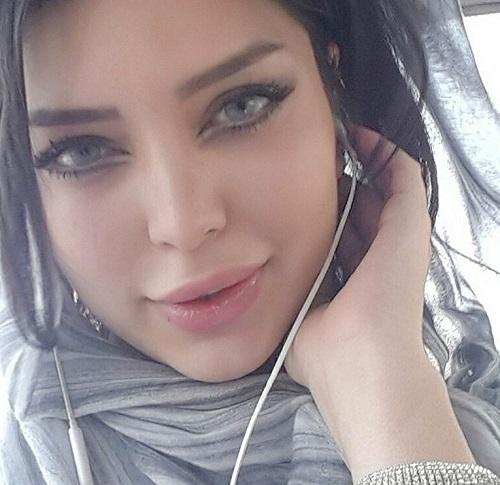 مدل ایرانی نیلوفر بهبودی