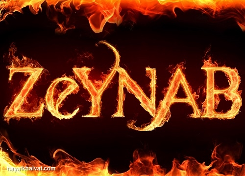 اسم پروفایل زینب , اسم پروفایل zeynab