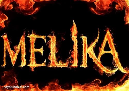اسم پروفایل ملیکا , اسم پروفایل melika