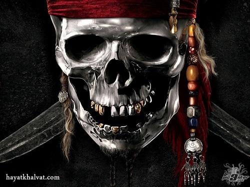 عکس اسکلت برای پروفایل