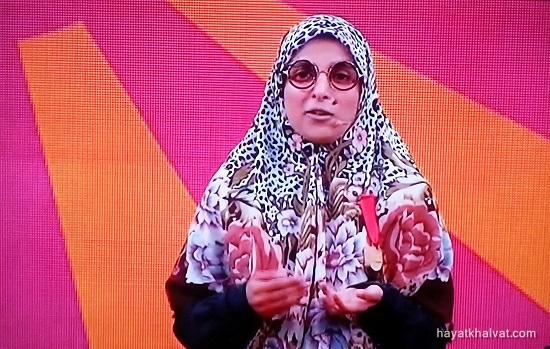 عمه زینب موسوی,امپراطور کوزکو در خنداننده شو
