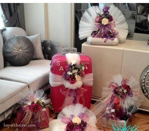 تزیین خرید عروس با تور