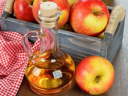 معجزه یک قاشق سرکه سیب