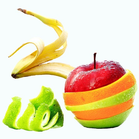 پوست میوه ، فواید پوست میوه