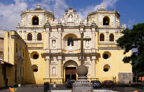 کلیسای آنتیگوا و باربودا