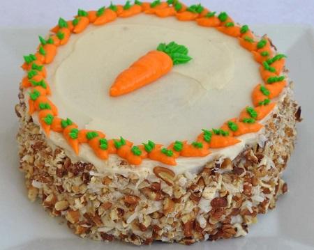 کیک هویج ، طرز تهیه کیک هویج