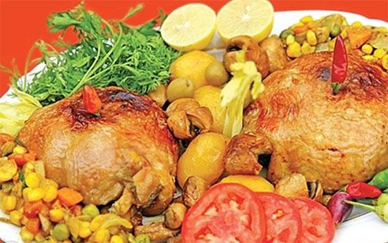 آشپزی؛ مواد لازم و طرز تهیه دلمه مرغ