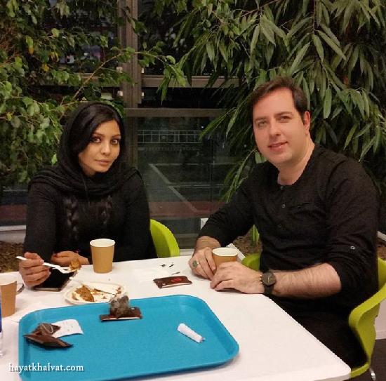 صحرا اسدالهی و علی اسدی
