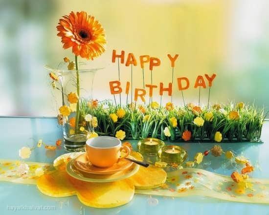 عکس پروفایل روز تولد