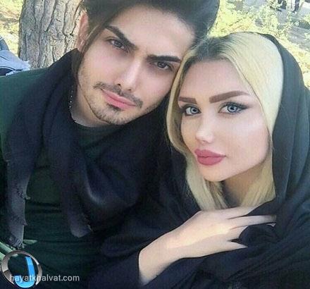 تصاویر انسیه رحیمیان مدل زیبای ایرانی در اینستاگرام