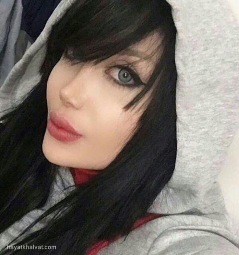 اینستاگرام انسیه رحیمیان مدل زیبای ایرانی