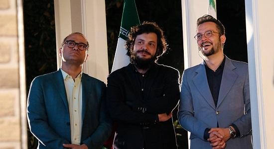 هنرمندان در افتتاحیه ششمین جشنواره بین المللی فیلم شهر