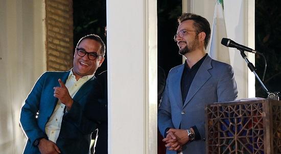 رامبد جوان و محمد سلوکی در افتتاحیه جشنواره بین المللی فیلم شهر