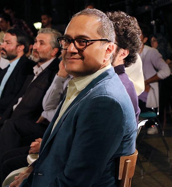 رامبد جوان در افتتاحیه جشنواره بین المللی فیلم شهر
