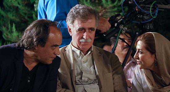 فاطمه معتمدآریا در افتتاحیه جشنواره بین المللی فیلم شهر