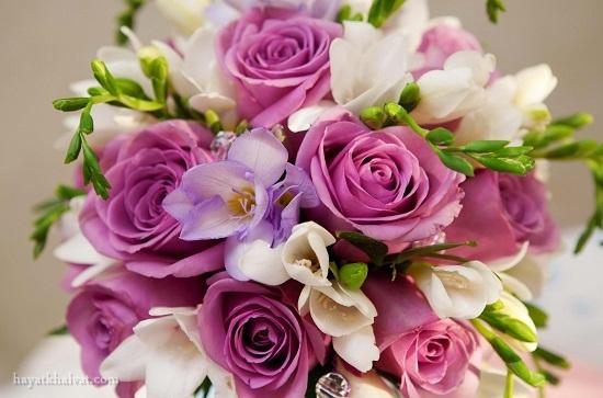 دسته گل زیبا , دسته گل خواستگاری