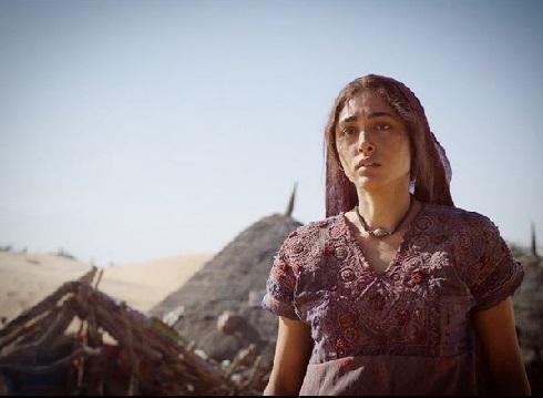 گلشیفته فراهانی در فیلم جدیدش آواز عقرب ها